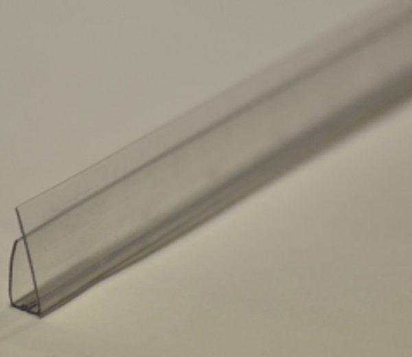 U Profil til 4mm Polykarbonat