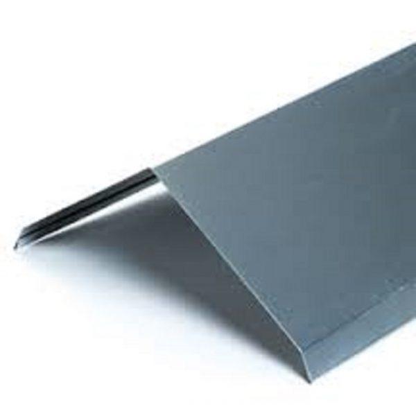 Møne galvanisert stål