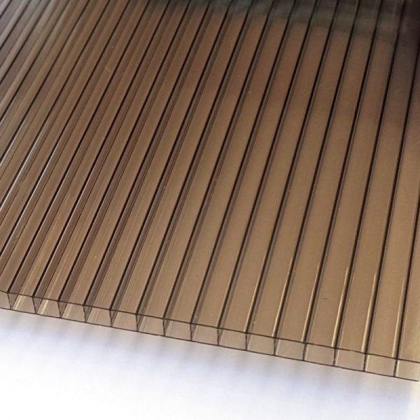 KANAL POLYKARBONAT 10mm Bronse