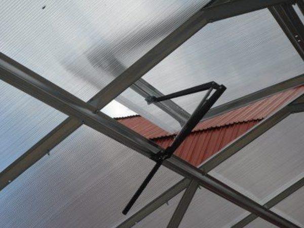 Ekstra takvindu til Standard KLASSISK drivhus