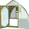 Drivhus TRE300