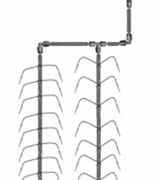 Vanningssystem Klassisk Edderkopp 2 (Uten Trykkompensasjon)
