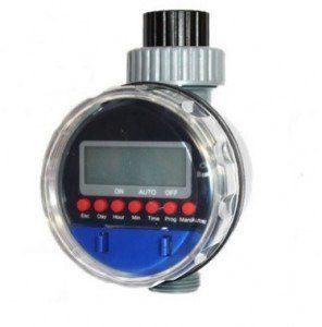 Digital timer (for gravitasjonsbasert vanningssystem)