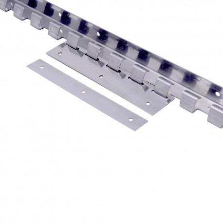 Holdere til PVC-stripsgardin