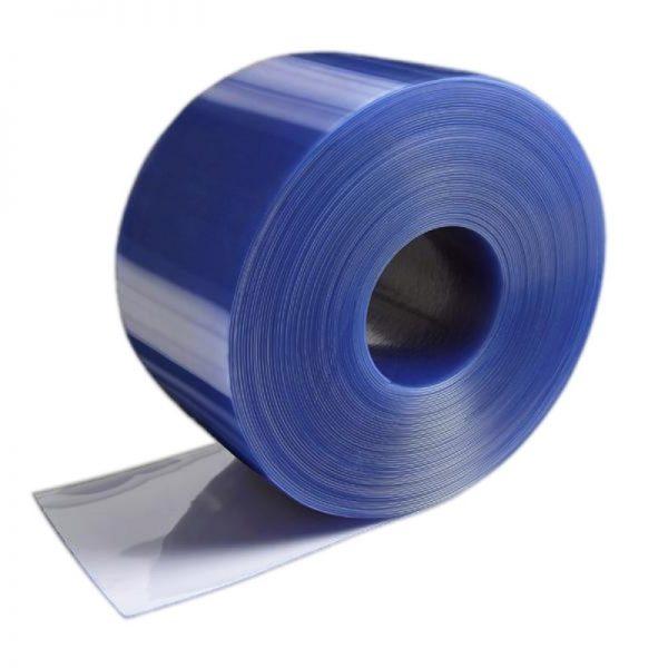PVC-stripsgardiner for varehus og produksjonslokaler