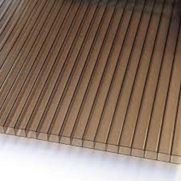 Kanal polykarbonat BRONSE 6-10mm