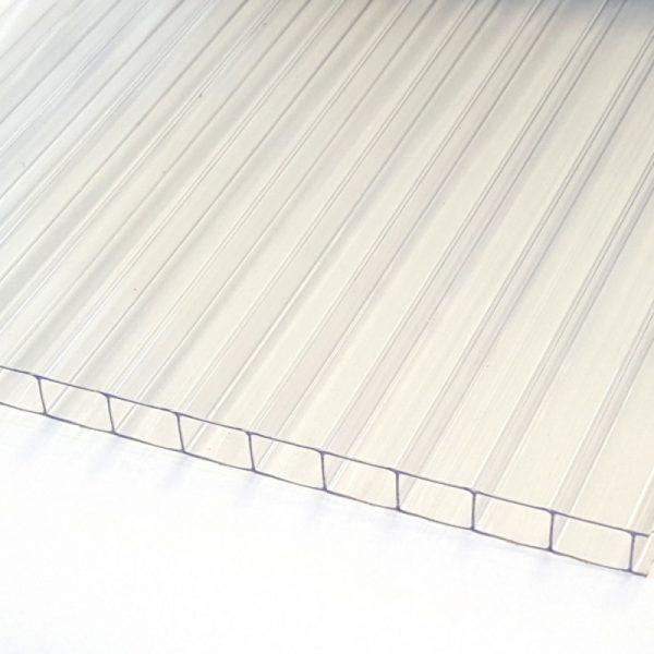 Polykarbonat kanal 10mm